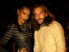 Lady Roc and Pete Wicks