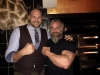 Tyson Fury and The Boss